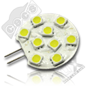 Codice BIPIN - LED LAMP - 9 LEDs SMD5050 3 chips - ATTACK G4