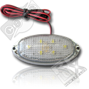 Codice LEFLR - Oval Side Mark with 6 LED SMD